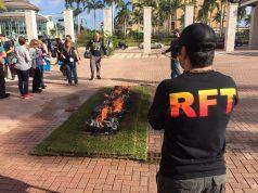 Firewalk-lane-in-front-UPW-Tony Robbins