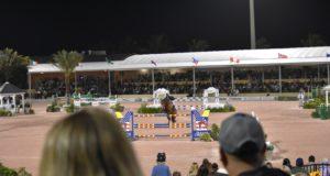 grand prix horse show, Wellington Equestrian Festival, Wellington, Floirda, comparing riders,