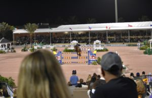 grand prix horse show, Wellington Equestrian Festival, Wellington, Floirda, comparing riders,
